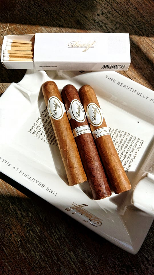 Camacho & Davidoff flash sale ! – The Oak Lounge – Cigars